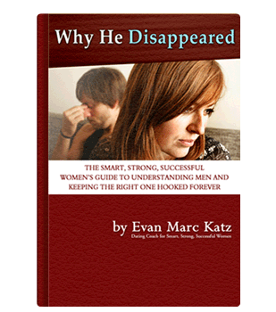 Why He Disappeared Book By Evan Marc Katz