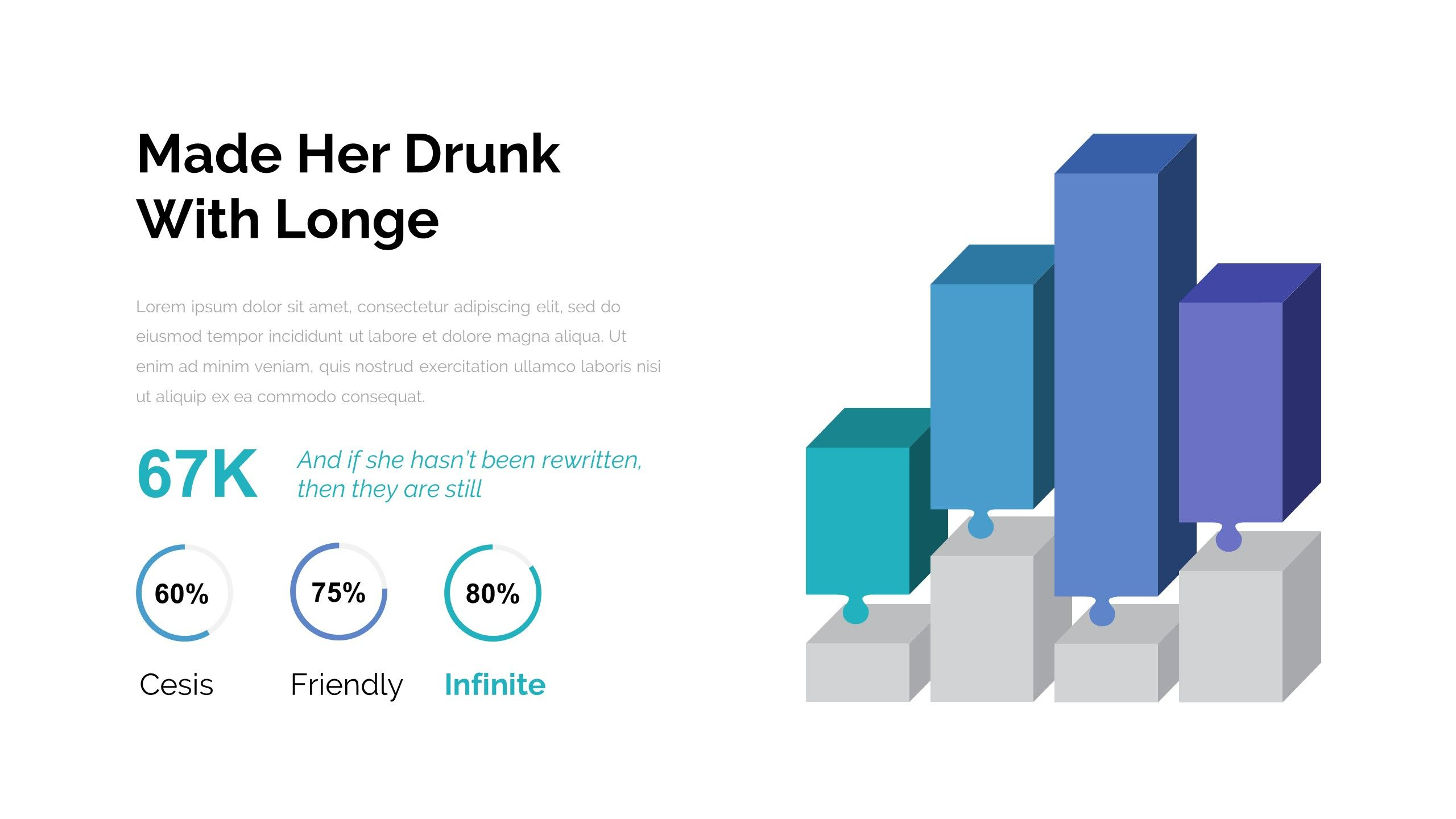 Explore pitch deck powerpoint template with images