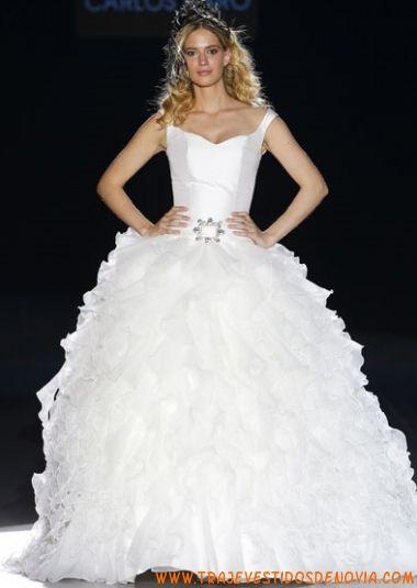 Mejores vestidos de novia chile