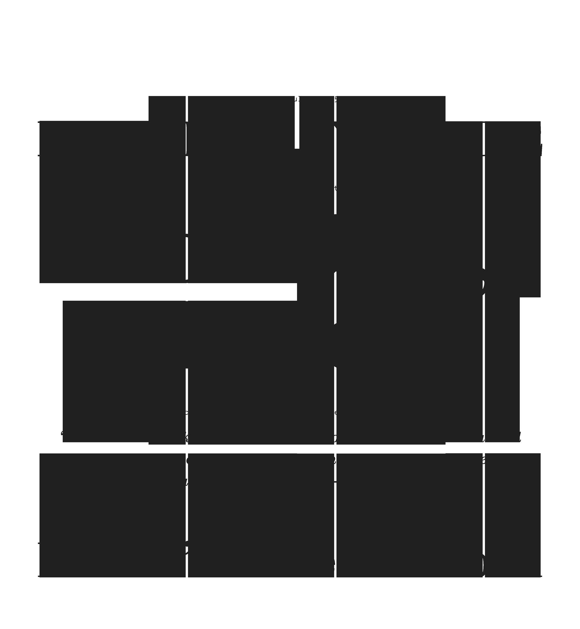 Font Review Journal Specimen 2 Hercules, Typography