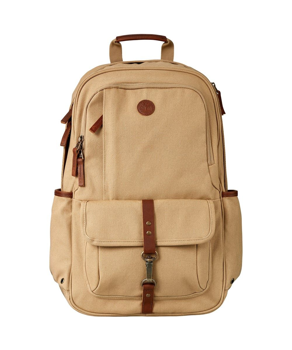 2f8b470772a TIMBERLAND Walnut Hill Backpack'. #timberland #bags #leather #canvas # backpacks #