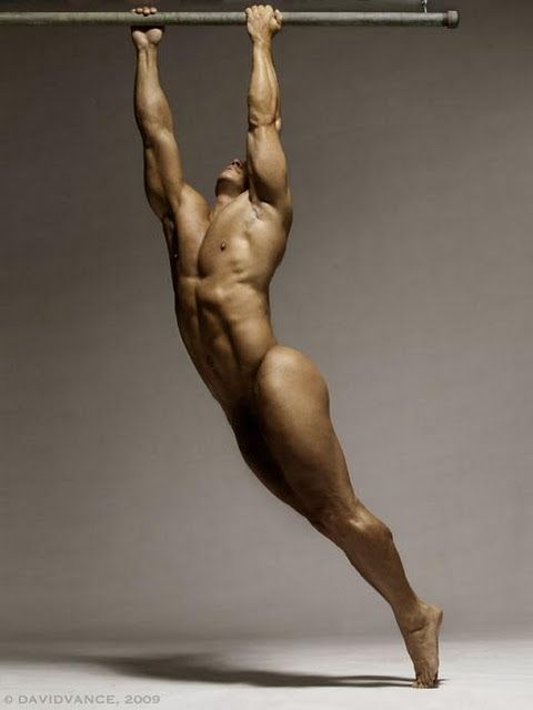 Alvin ailey naked