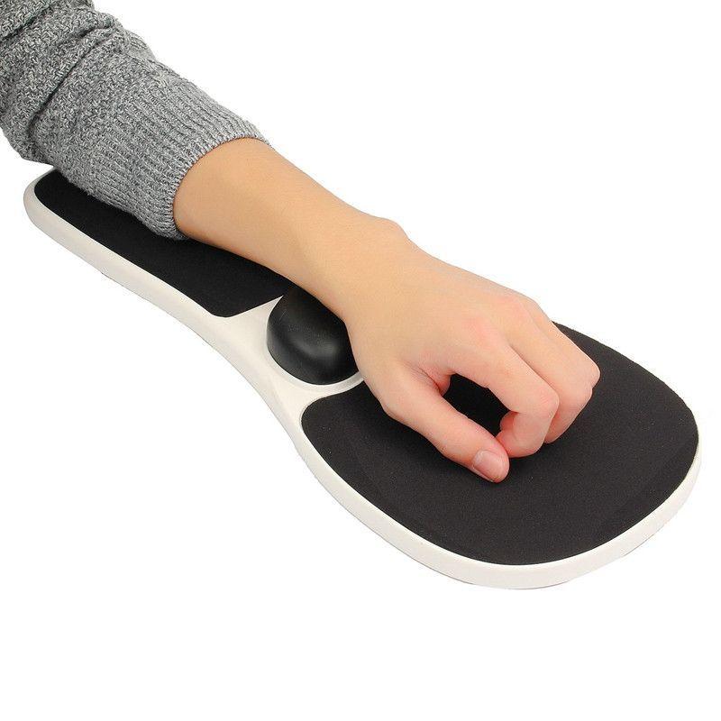 Ergonomic Chair Armrest Mouse Pad Support Arm Wrist Rest Mosuepad Hand Shoulder Protect Pad Extender Computer Desk Tablet Wrist Rest Mouse Pad Ergonomic Chair