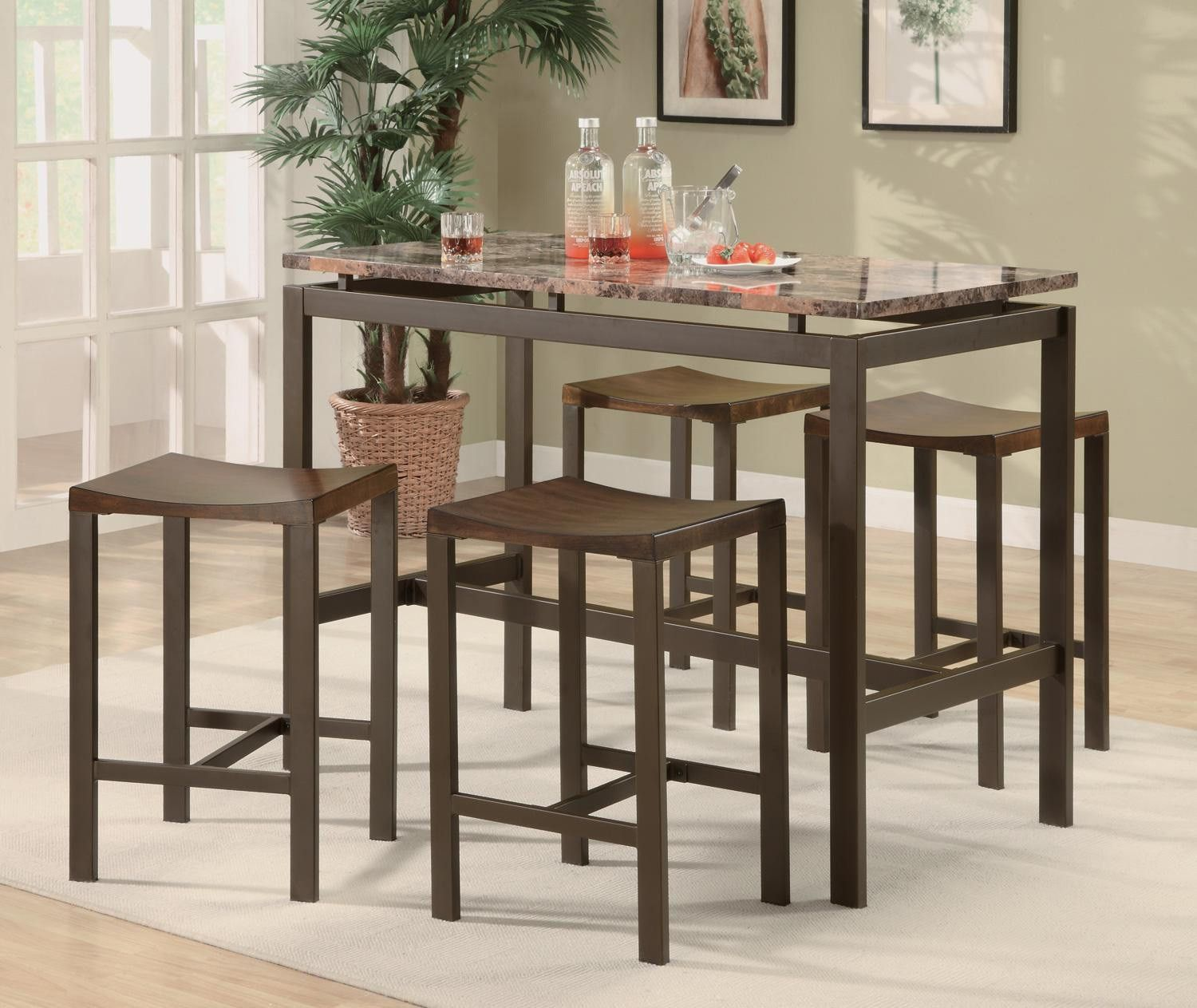 Tall kitchen table with bar stools kitchen design ideas images check more at http