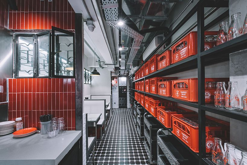 studio UNIT recreates the collective memory of iconic hong