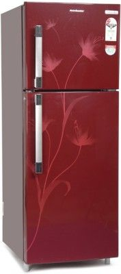 This kelvinator 245 l frost free double door refrigerator has a bar this kelvinator 245 l frost free double door refrigerator has a bar type planetlyrics Image collections