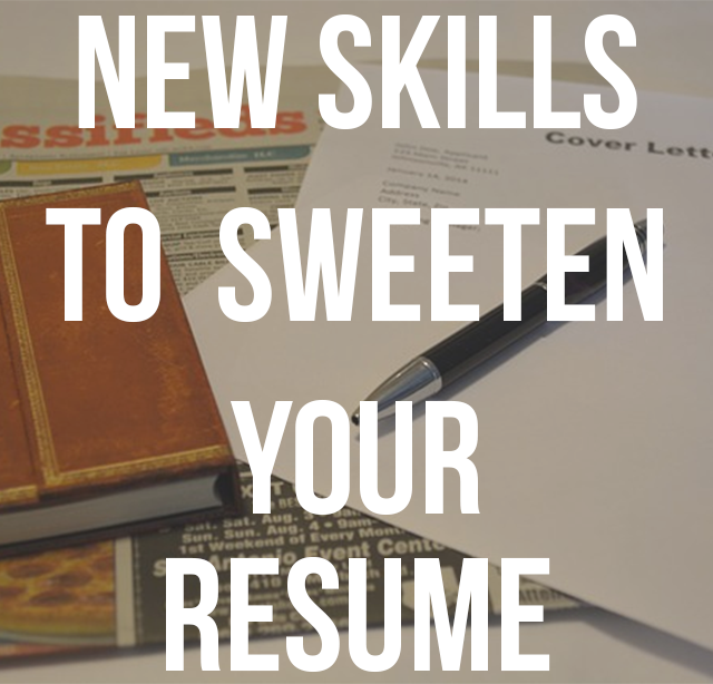 Learn Cool Skills To Sweeten Your Resume Gentwenty Resume Skills Resume Tips Resume Writing Tips