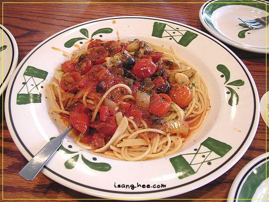 Spaghetti Delle Rocca
