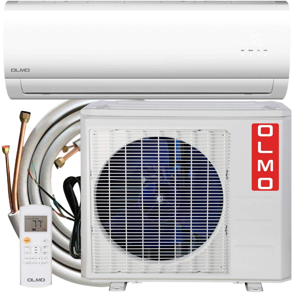 Top 10 Mini Split Air Conditioners of 2020 Ductless mini
