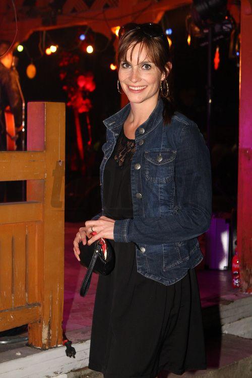 Herečka Hana Vagnerová, známa