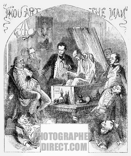 Thou Art The Man : Short Story By Edgar Allan Poe . Dead