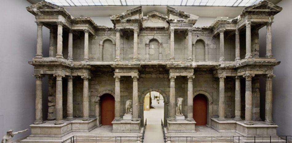 Pergamonmuseum Museum Insel Museumsinsel Berlin Museum