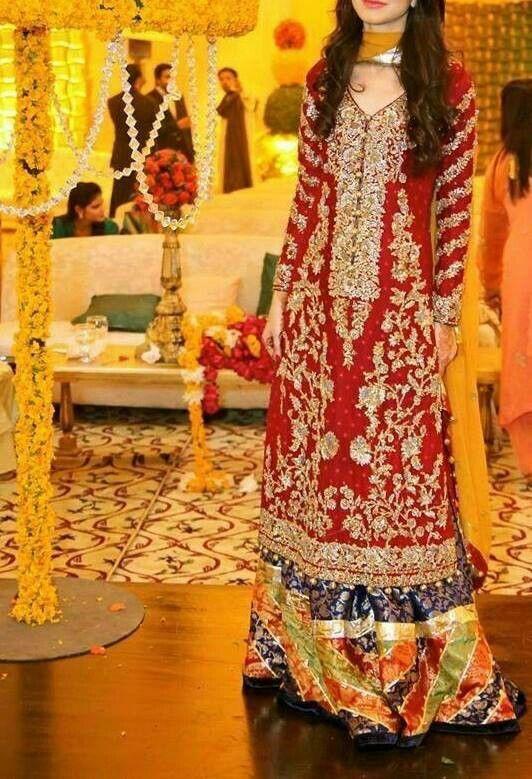 Mehndi Dresses Shalwar Kameez For Girls : Chatta patti random shadi stuff pinterest pakistani