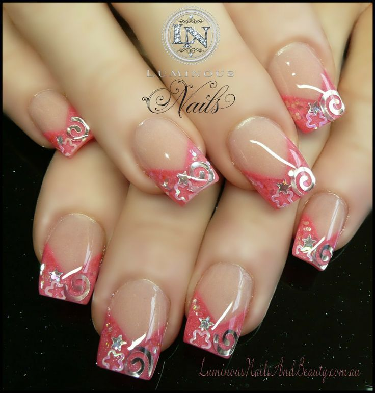 young nails sculpted gel nails | +Beauty,+Gold+Coast+Queensland.+ ...
