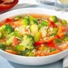 Perdere peso con le migliori zuppe brucia grassi