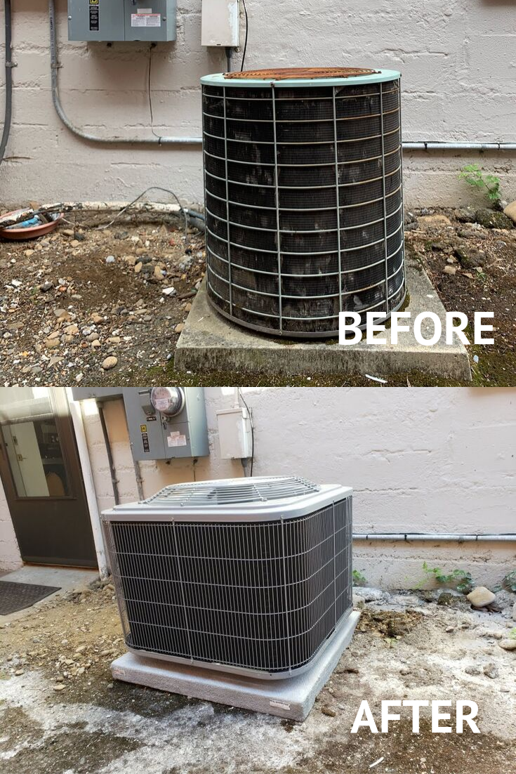 Now What Do You Do With A Cooling System That Has Been Run All Summer You Can Cancel The Scheduled Cooling Sett Hvac Services Installation Electricity Bill