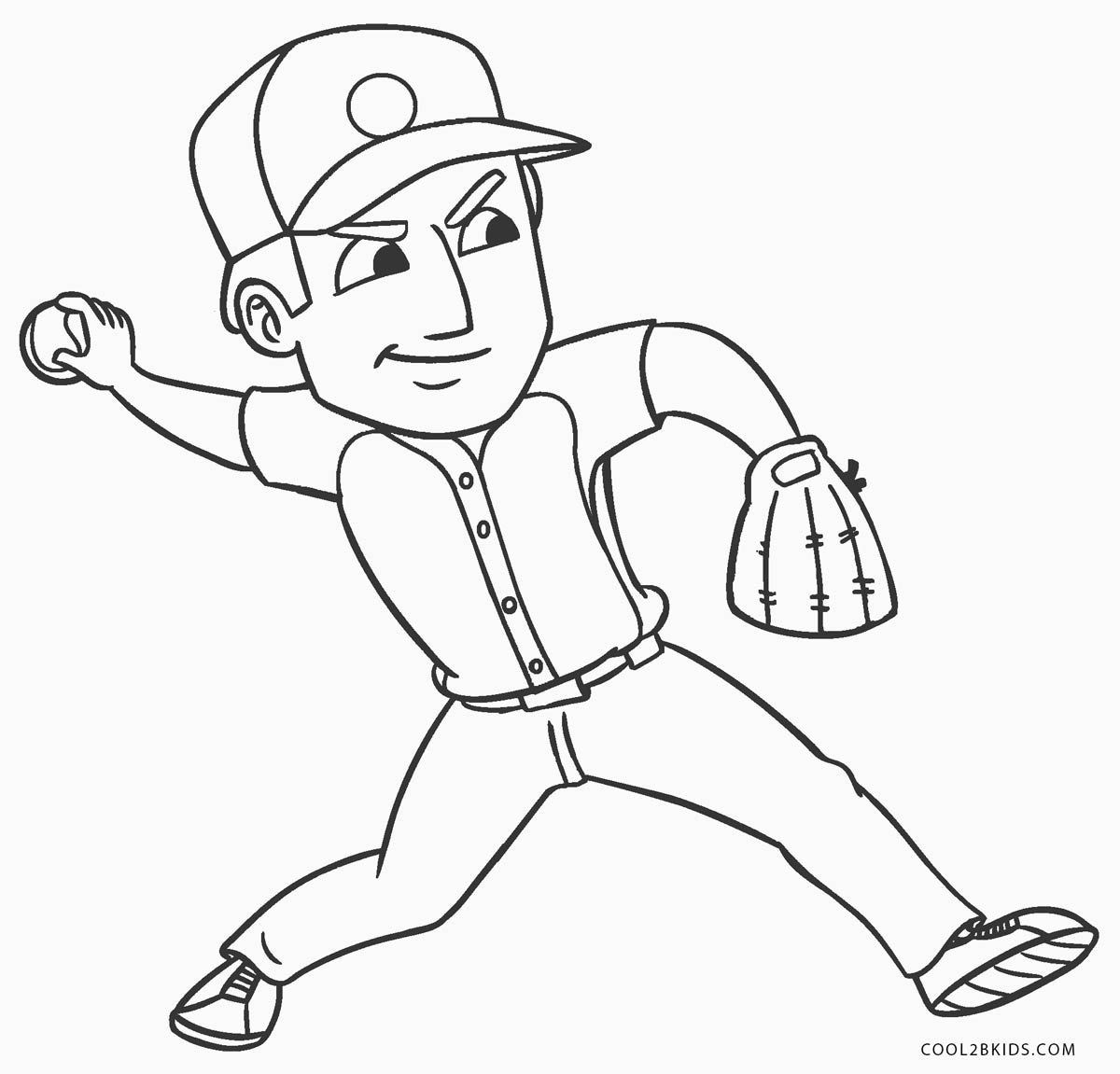 Baseball Players Coloring Pages Ideas Coloring Pages Baseball Coloring Pages My Little Pony Coloring