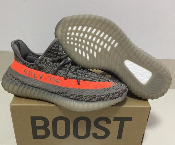 ADIDAS X YEEZY BLACK RED 350 BOOST V2 BY9612 100