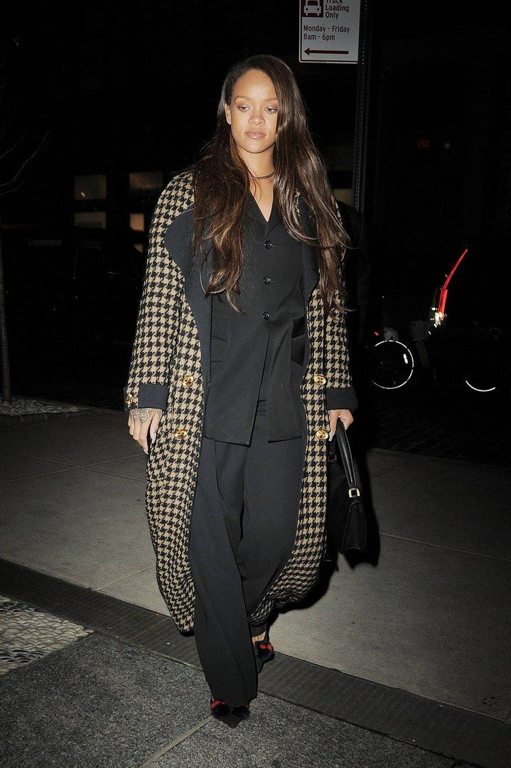 Rihanna Street Style 2017 2017