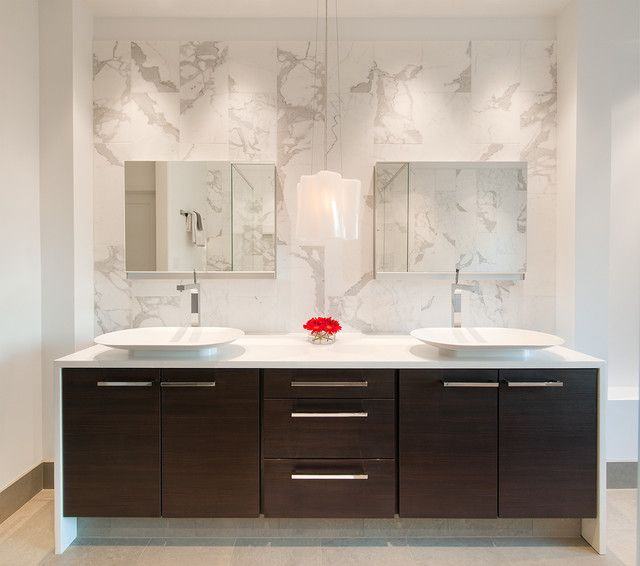 bathroom backsplash ideas for public space bathroom