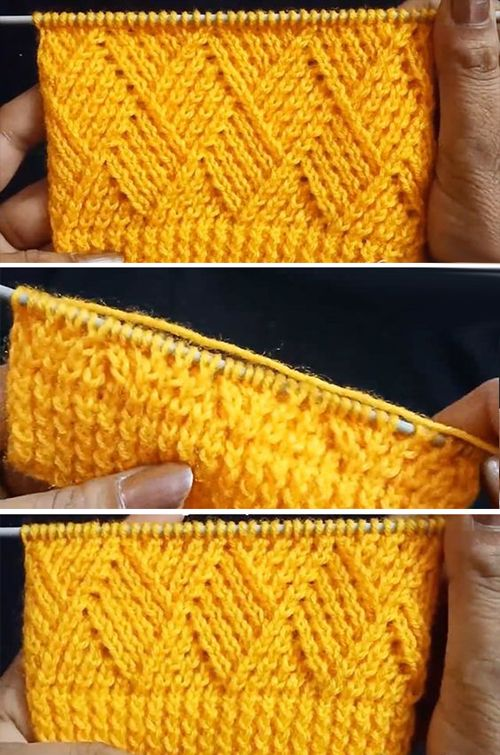 Photo of Knit Barfi Stitch – Easy Tutorial