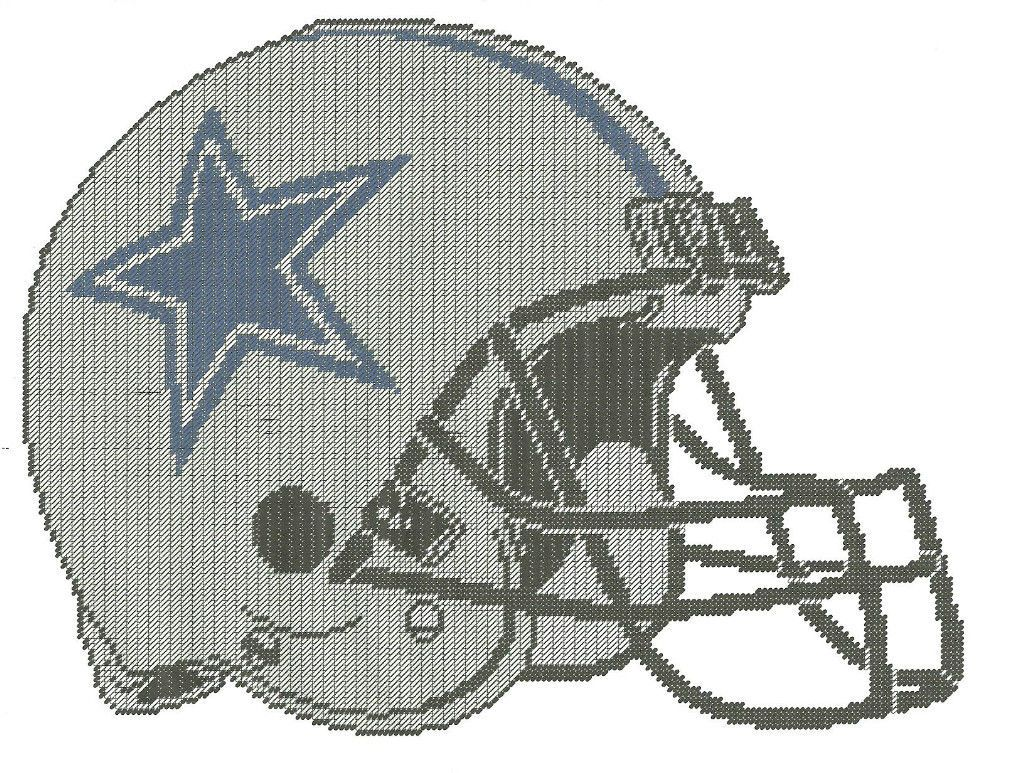 Dallas cowboys football helmet plastic canvas pattern projects dallas cowboys football helmet plastic canvas pattern bankloansurffo Choice Image