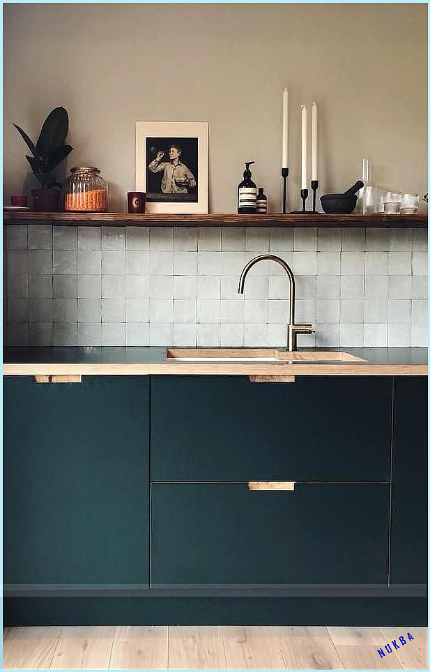Photo of Birch plywood kitchen, wardrobe, sideboard doors, worktops Meh …