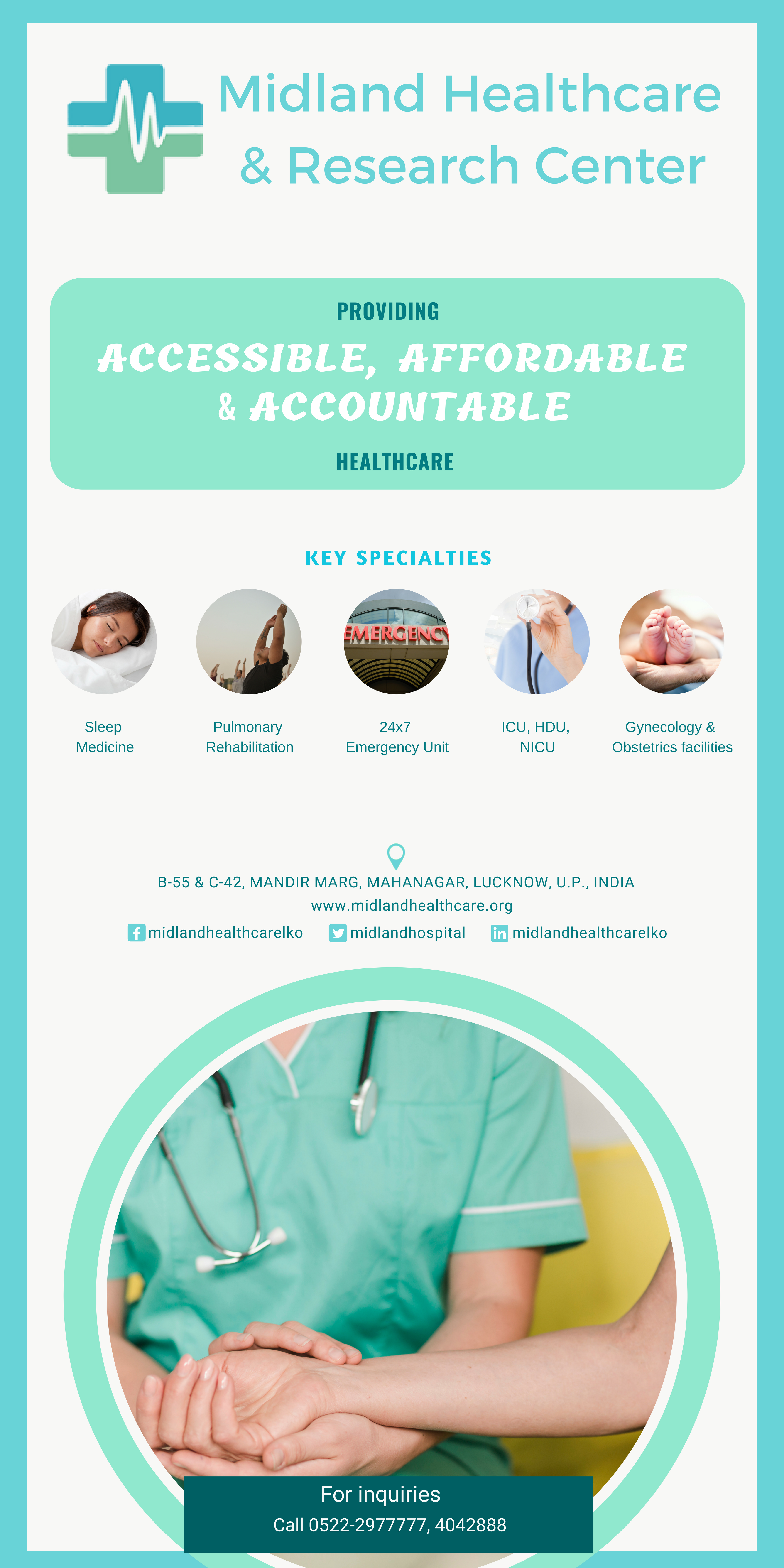 Standee Designs for Healthcare. Standee Designs for