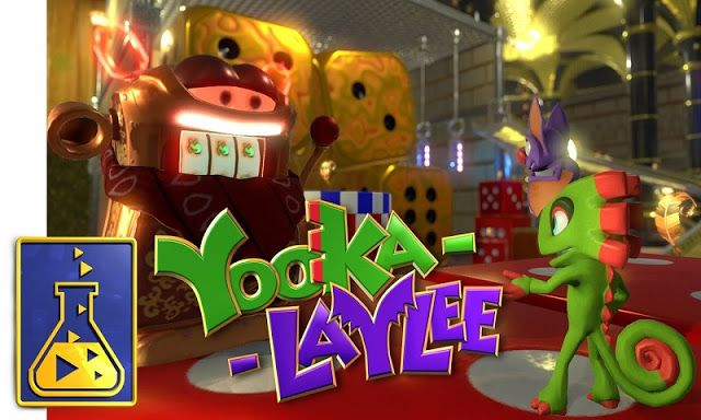 Guide Game For  Yooka-Laylee