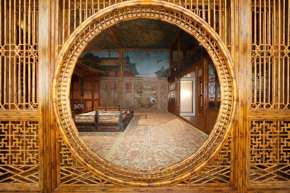 Conservators Work to Open the Forbidden City\'s Secret Garden to the ...