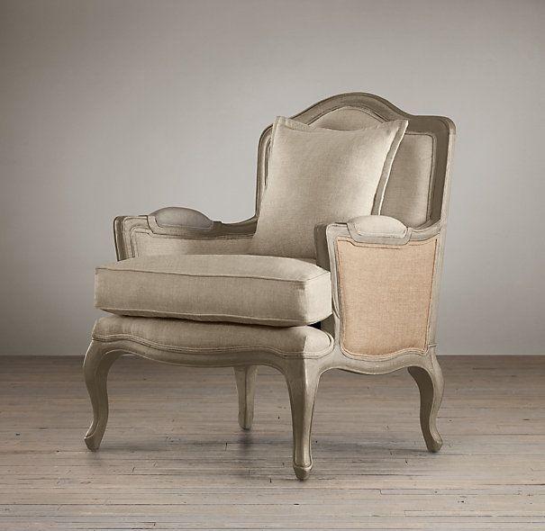 Superieur Marseilles Chair With Burlap | Chairs | Restoration Hardware