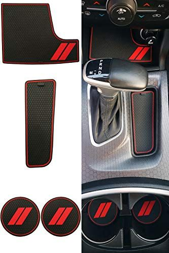 Revion Autoworks Custom Fit For 2015 2019 Dodge Charger Cup Holder Insert Center Console Shifter Liner Tr Dodge Charger Charger Accessories Dodge Accessories