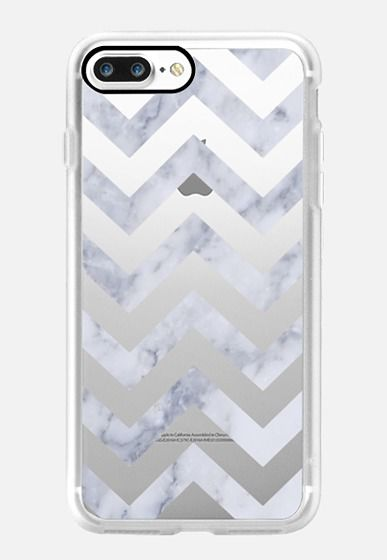 newest 70a28 84875 MARBLE CHEVRON DARK by Monika Strigel | iPhone X Case / iPhone 8 ...