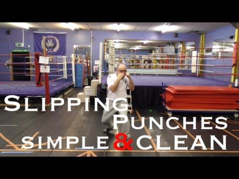 Slipping Punches Like A Boxing Demon Boxing Techniques Boxing Training Martial Arts Techniques