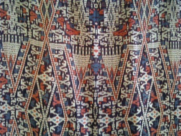 Tenun Ikat From Bokong Village Ntt Indonesia Tenunan Dan Tenun Ikat