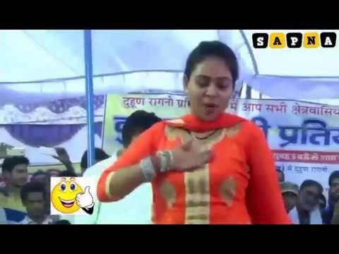 Live Show Dj Dance HD 2017 - Sapna Chaudhary - Latest