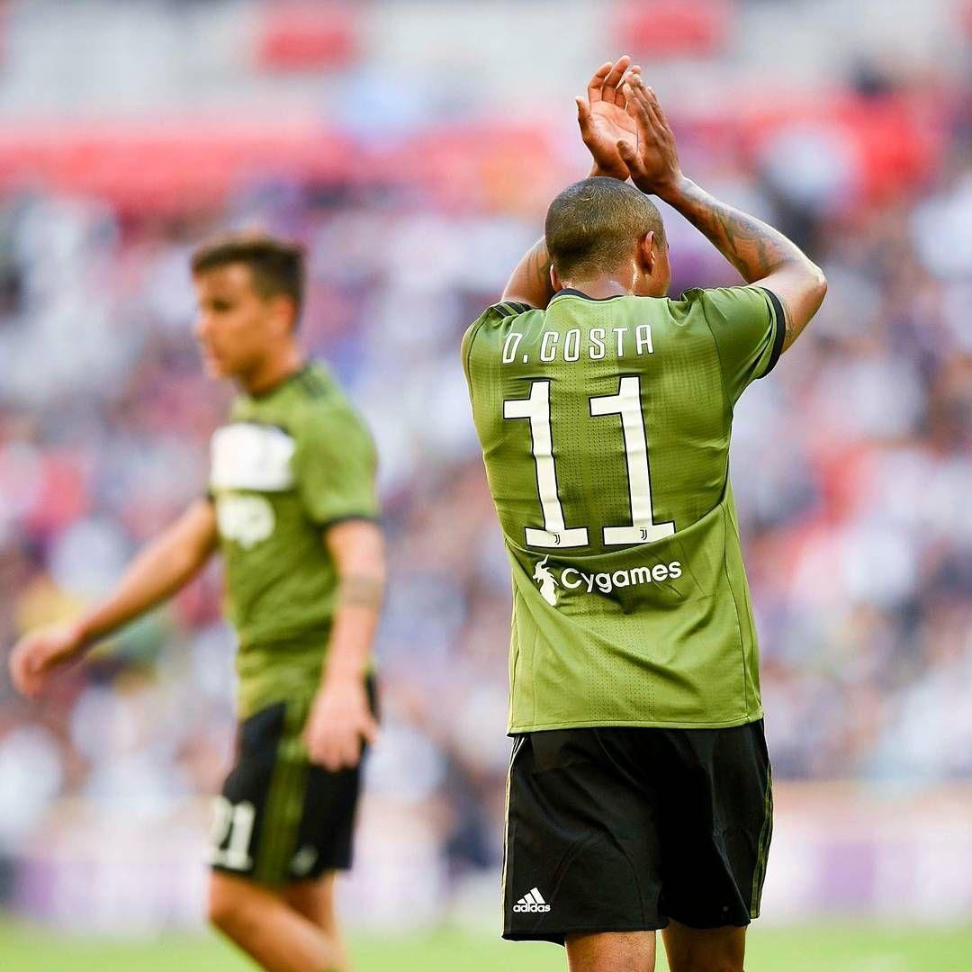 "Imagens de Tottenham 2-0 Juve #instajuve #tottenhamjuve #juve #friendly #amistoso #preseason…"""