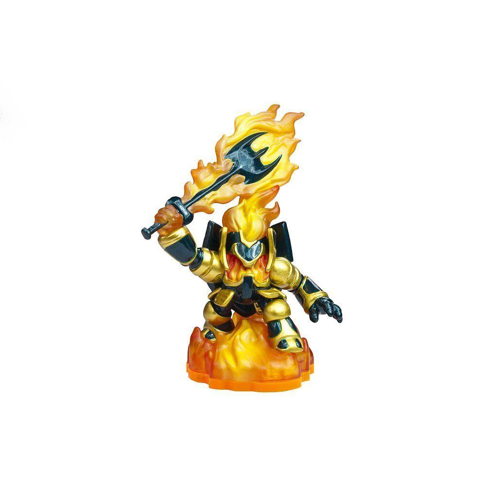 Slam Bam Legendary Skylanders Personnage Figure carton