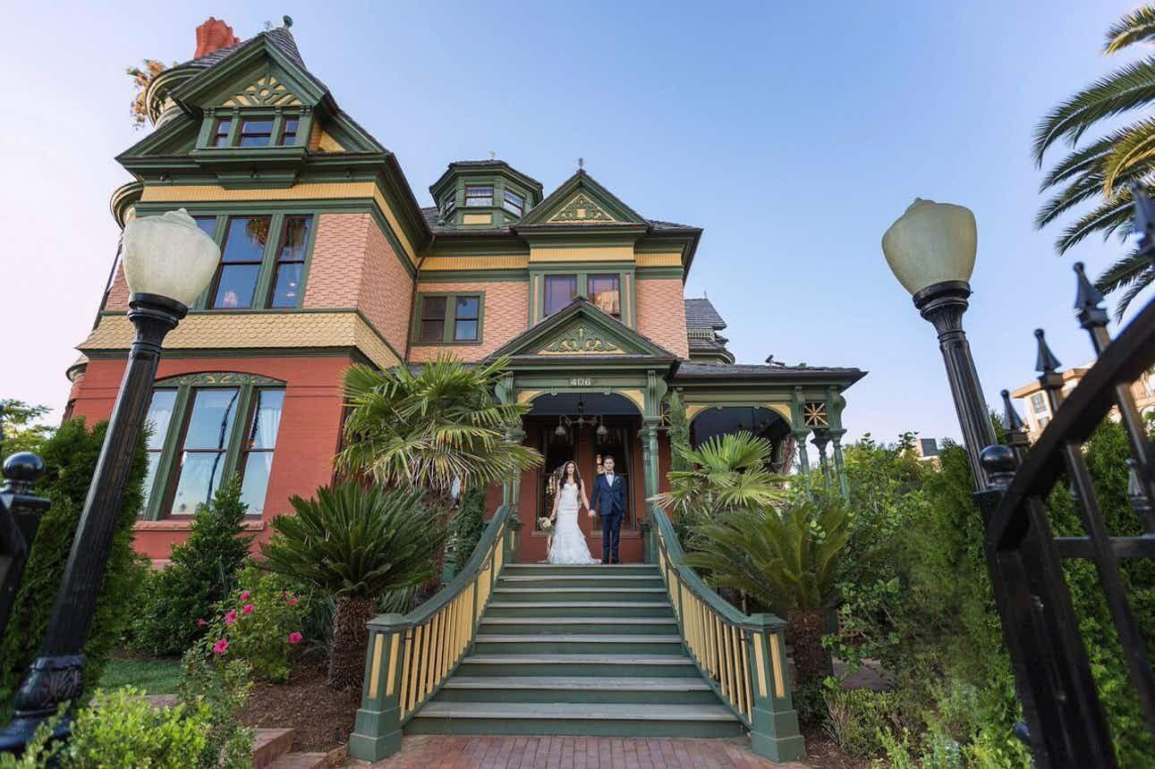 Britt scripps manor weddings mansion wedding venue san