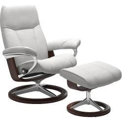Relaxed Chair Stressless Relaxessessel Consul Set