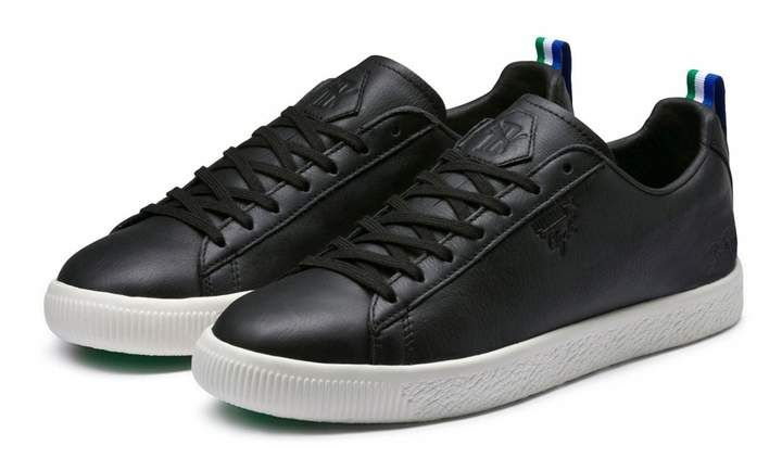 watch 3c7f2 ff35c Puma x BIG SEAN Clyde Leather Trainer Sneaker | Products ...