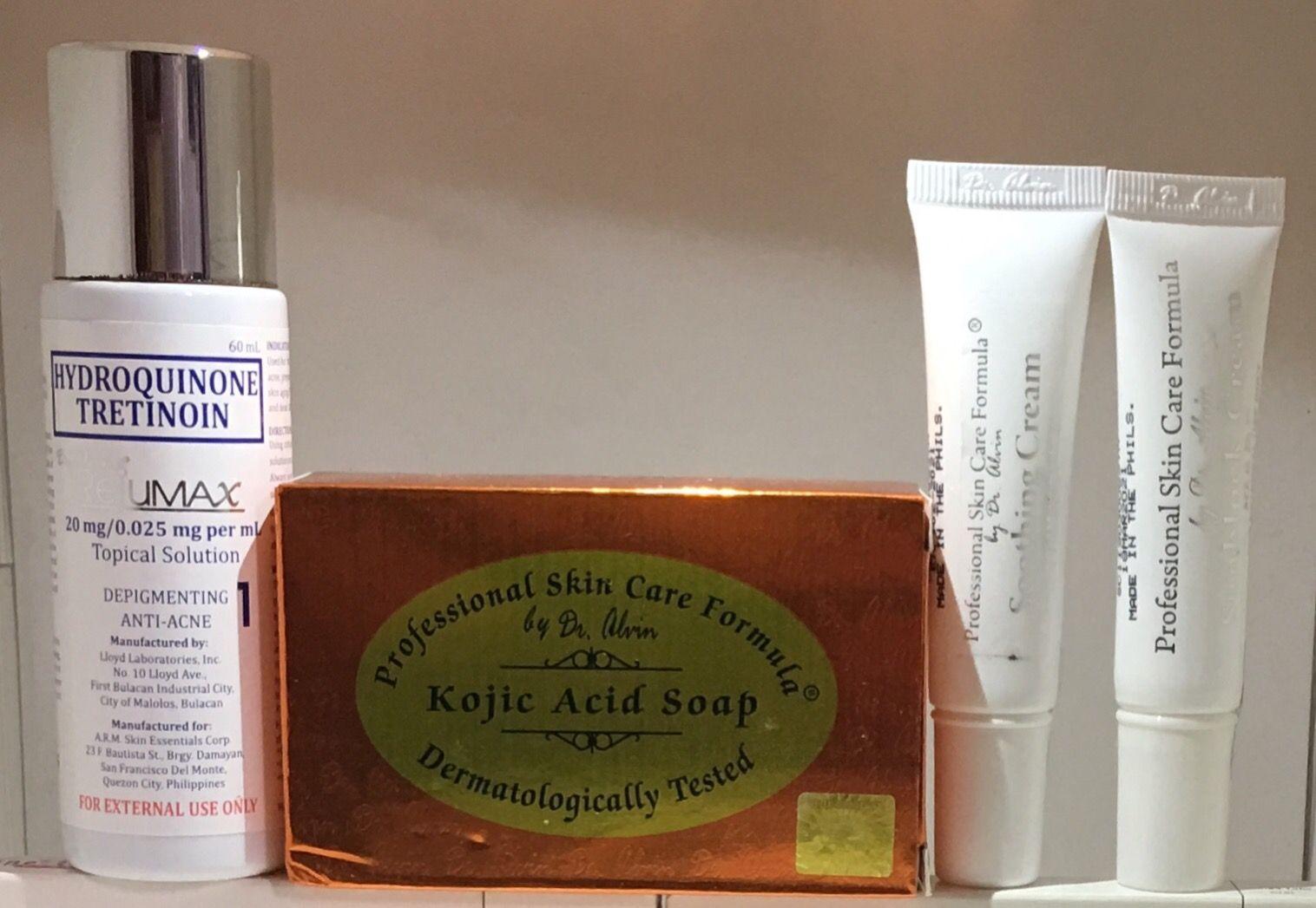 Dr Alvin Rejumax Set Program 1 Rejumax Program 1 The Starter Kit Can Treat Mild Acne Promotes Mi Pimple Marks Professional Skin Care Products Mild Acne