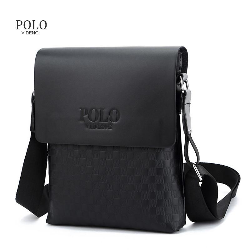 fd64d94c8576 Designer Videng POLO Bags Hot Sale Messenger Bag Men Leather High Quality  Crossbody Man Shoulder Bag. Yesterday s price  US  24.98 (20.99 EUR).