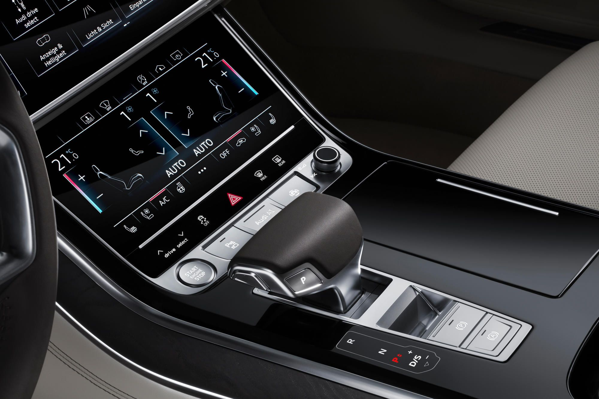 Audi reveals the fourth-generation A8 - Acquire