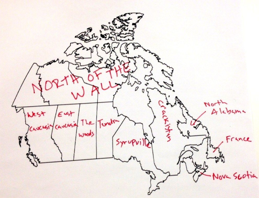 Heres What Happens When Americans Try To Label The Country Of