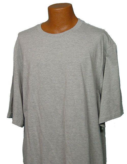 b3d7d5a97aea No Pocket Tee Shirt 7 Colors 7X, 8X | Big and Tall Men's Clothing ...