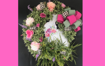 Wreath Tutorials  DIY Wreaths  How to Make a Wreath - Spring bunny wreath, Bunny wreath, How to make wreaths, Spring diy, Diy wreath, Wreath making tutorials - Learn how to make the ordinary home, EXTRAordinary with wreath making tutorials, diy wreaths, and simple home decor projects!