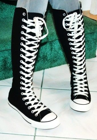 a70aea641468 2015 knee high converse sneaker boots