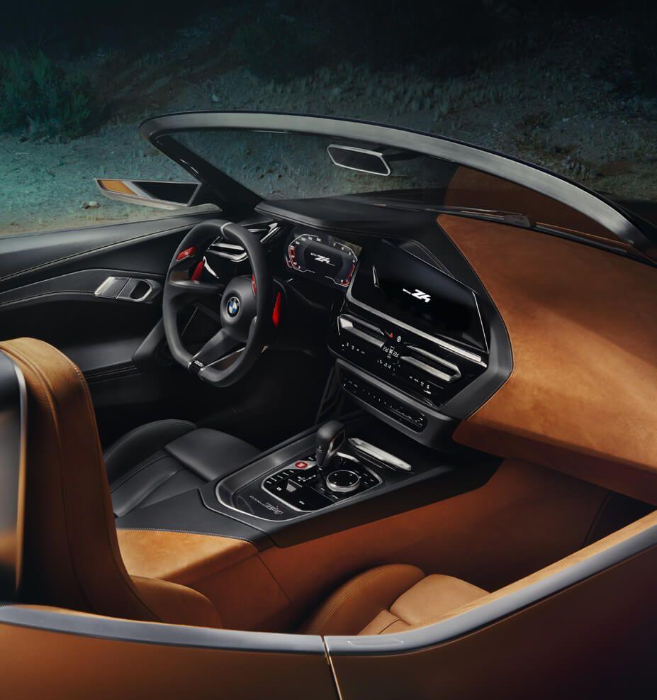 2017 Bmw Z4: BMW Z4 Roadster - Concept Vehicle - BMW USA