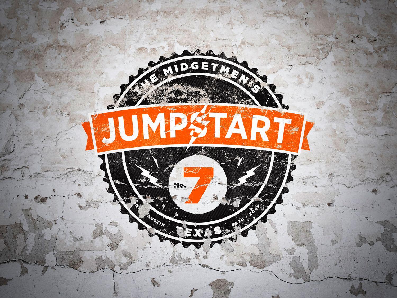 The Midgetmen's JUMPSTART TEXAS 7 | Thursday, March 13, 2014 | 12-6pm | The Side Bar at 602 E. 7th St., Austin, TX 78701 | Multiple live bands | RSVP at http://www.jstx.co/reg/